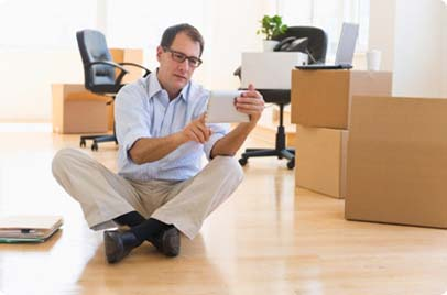 Hiring Packers and Movers on the internet
