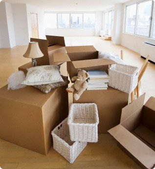 Packing and Moving your home